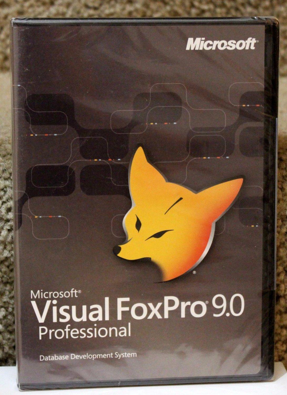 product key visual foxpro 9.0