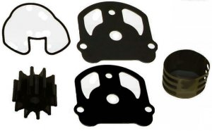 Water Pump Kit for OMC COBRA with Sleeve replaces 984461 (TM3212)