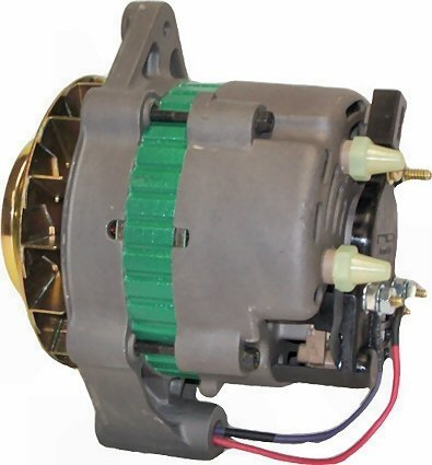 Alternator MANDO Original Equipment for Mercruiser 12V 55 Amp.  (TM5966)