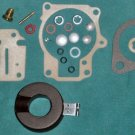 Carburetor Repair Kit for Johnson Evinrude 18-75 HP replaces part number 396701 (TM7222)