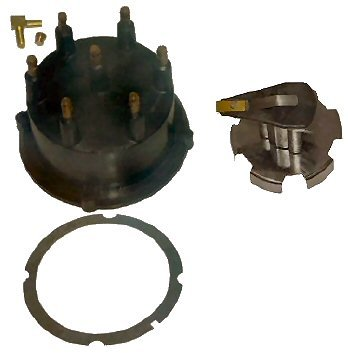Tune Up Kit for Thunderbolt with Distributor Cap and Trigger (HEI) Ignition V6 (TM5274)