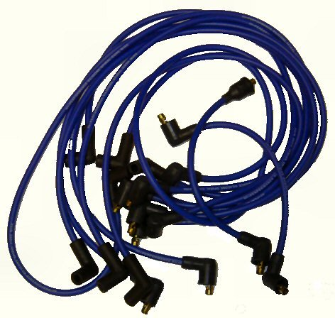 Ignition Wire set for Small or Big Block Chevy, SB Ford with points (TM8803)