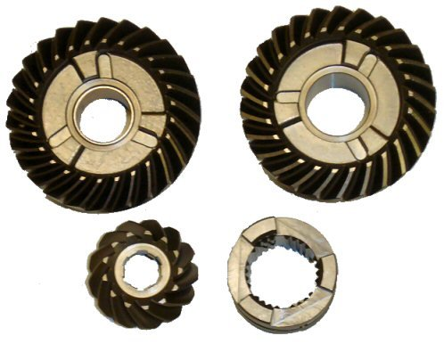 Gear Set for Johnson Evinrude V4 Complete with Clutch Dog (TM2221)
