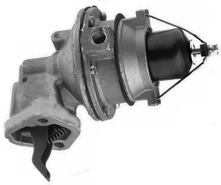 Marine Fuel Pump for later model GM 4 cyl (3.0 and 3.7L) engines (TM7282)
