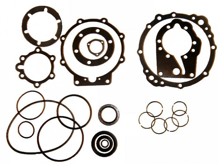 Transmission Service Seal Kit for Velvet Drive 71 and 72 Series (TM2590)