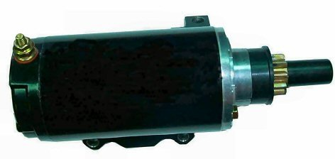 Marine Starter for Some Johnson Evinrude 85-140 HP V4 Crossflow (TM5647)