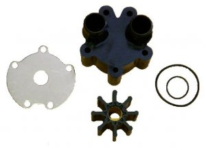 Water Pump Kit for Mercruiser Bravo with Housing (TM3150-E)