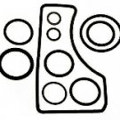 Outdrive Bell Housing Seal Kit for Bravo (TM2615)