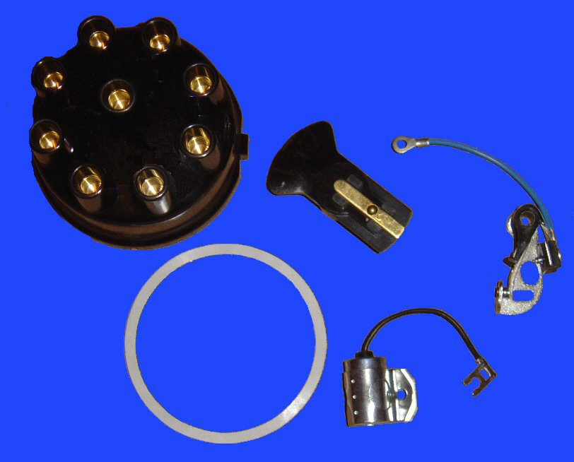 Tune Up Kit for Mallory V8 Top Terminal Single Point (TM5271)