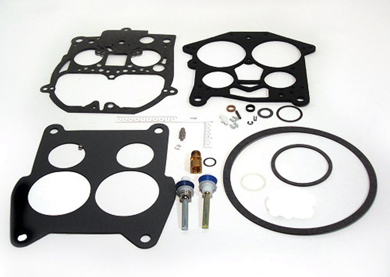 Carburetor Kit Rochester 4 BBL Quadrajet  for Mercruiser, OMC, Volvo and Crusader (TM7095)