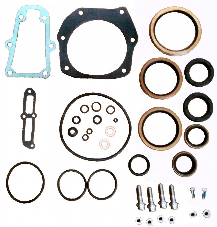 Lower Unit Seal Kit for OMC Stringer Mount 800 Series V6-V8 1978-1986 Replaces 982946(TM2665)