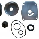 Water Pump Kit with Housing for Some Johnson Evinrude 2 Cyl 1989-2005 Replaces 438592  (TM3454)