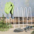 Gardening Glove, Boot and Mitt drying rack