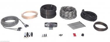 Soundstream WK-4G Complete 4 Gauge Amplifier Wiring Installation Kit
