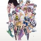 Yowamushi Anime Art 32x24 Poster Decor