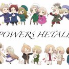 Hetalia Anime Art Poster Decor
