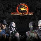 Mortal Kombat Game Art 32x24 Poster Decor