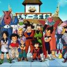 Dragon Ball Anime Art 32x24 Poster Decor