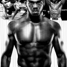 Jon Jones Art 32x24 Poster Decor