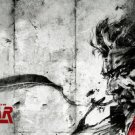 Metal Gear Game Art 32x24 Poster Decor