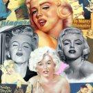 Marilyn Monroe Movie Actor Star Art 32x24 Poster Decor