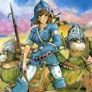 Warriors Of The Wind Anime Art 32x24 Poster Decor