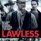 Lawless Movie Art 32x24 Poster Decor