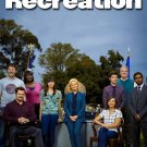 Parks And Recreation TV Show Art 32x24 Poster Decor