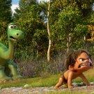 The Good Dinosaur Movie Art 32x24 Poster Decor