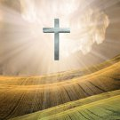 Jesus Christ Lord Savior Art 32x24 Poster Decor