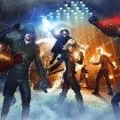 Legends Of Tomorrow TV Show Art 32x24 Poster Decor