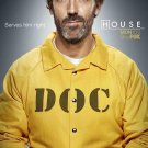 House MD Colour Pills TV Show Art 32x24 Poster Decor