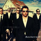Backstreet Boys Music Band Group Art 32x24 Poster Decor