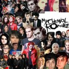 My Chemical Romance Art 32x24 Poster Decor