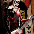 Catwoman Harley Quinn Poison Ivy Art 32x24 Poster Decor