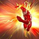 The Flash TV Show Art 32x24 Poster Decor
