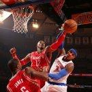 Dwight Howard Basketball Star Art 32x24 Poster Decor