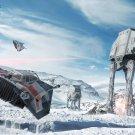 Star Wars 7 The Force Awakens Art 32x24 Poster Decor