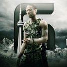 DeMar DeRozan Basketball Star Art 32x24 Poster Decor