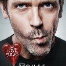 House MD Colour Pills TV Shows Art 32x24 Poster Decor