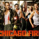 Chicago Fire TV Show Art 32x24 Poster Decor