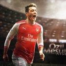 Mesut Ozil Football Star Art 32x24 Poster Decor