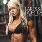 Larissa Reis Muscle Model Art 32x24 Poster Decor