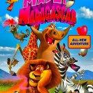 Madly Madagascar Movie Art 32x24 Poster Decor