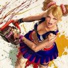 Lollipop Chainsaw Game Art 32x24 Poster Decor