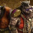 Teenage Mutant Ninja Turtles 2 Movie Art 32x24 Poster Decor