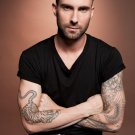 Maroon 5 Adam Levine Music Band Group Art 32x24 Poster Decor