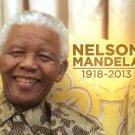 Nelson Mandela Art 32x24 Poster Decor