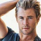 Chris Hemsworth Actor Star Art 32x24 Poster Decor