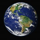 The Planet Earth Space Universe Art 32x24 Poster Decor